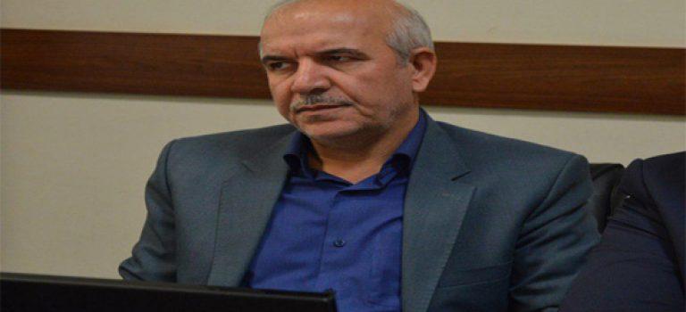 اورنگی رییس سازمان امور اراضی کشور در گردهمایی مدیران امور اراضی منطقه ۳ کشور در شیراز
