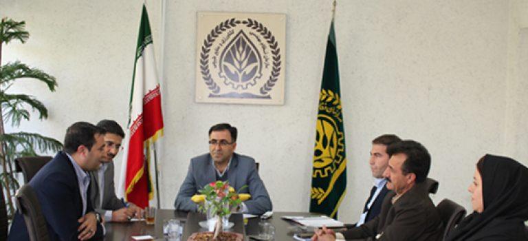 جلسه هم اندیشی سازمان نظام مهندسی کشاورزی