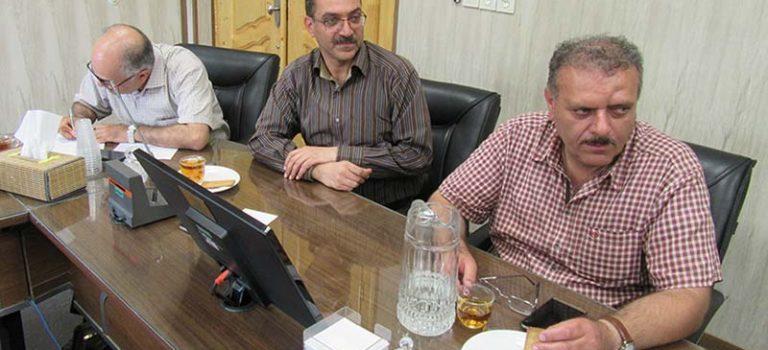 کمیته مهندسی ارزش سازمان جهاد کشاورزی – ارائه نرم افزار اتوماسیون اداری انجمن مهندسی آب فارس