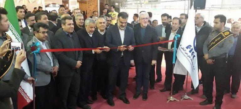 گشایش نمایشگاه گل و گیاه و تجهیزات گلخانهای در شیراز