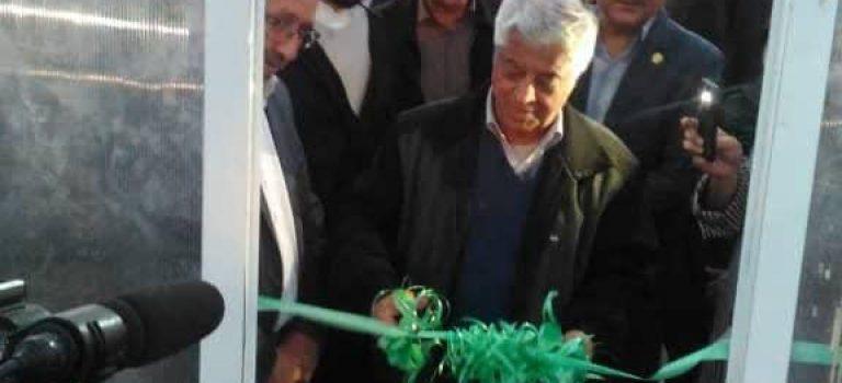 افتتاح اولین گلخانه فول اتوماتیک جنوب فارس در لارستان