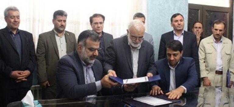 تفاهم نامه ساخت ۱۰۲۴ گلخانه در فارس امضاء شد