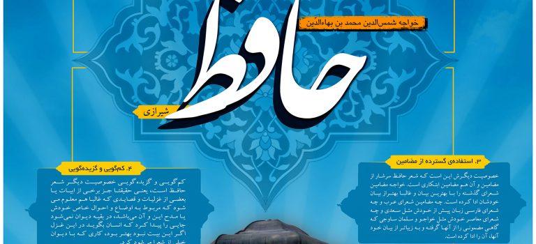 ۲۰ مهرماه روز بزرگداشت حافظ