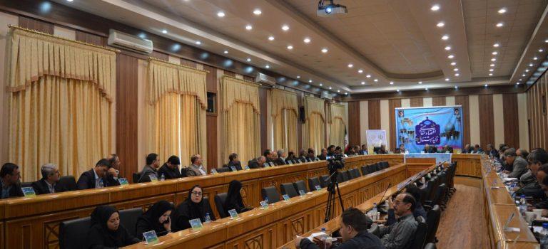 دومین جلسه شورای کشاورزی استان فارس به ریاست آقای مهندس تبادار استاندار فارس