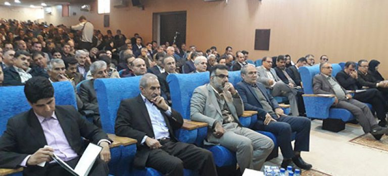 برگزاری گردهمایی محققین معین و پژوهشگران برتر فارس