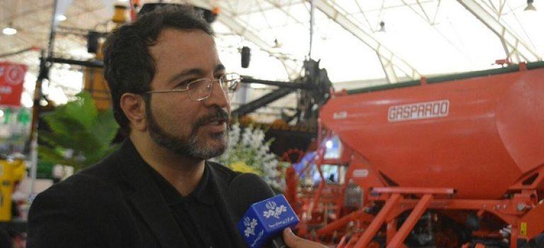 افتتاح چهاردهمین و بزرگترین نمایشگاه کشاورزی